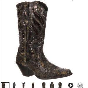 Durango sequin Cowboy boots